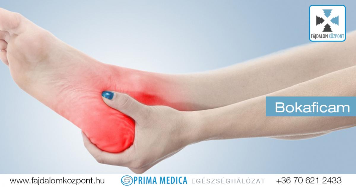 a bokaízület fájdalmának oka