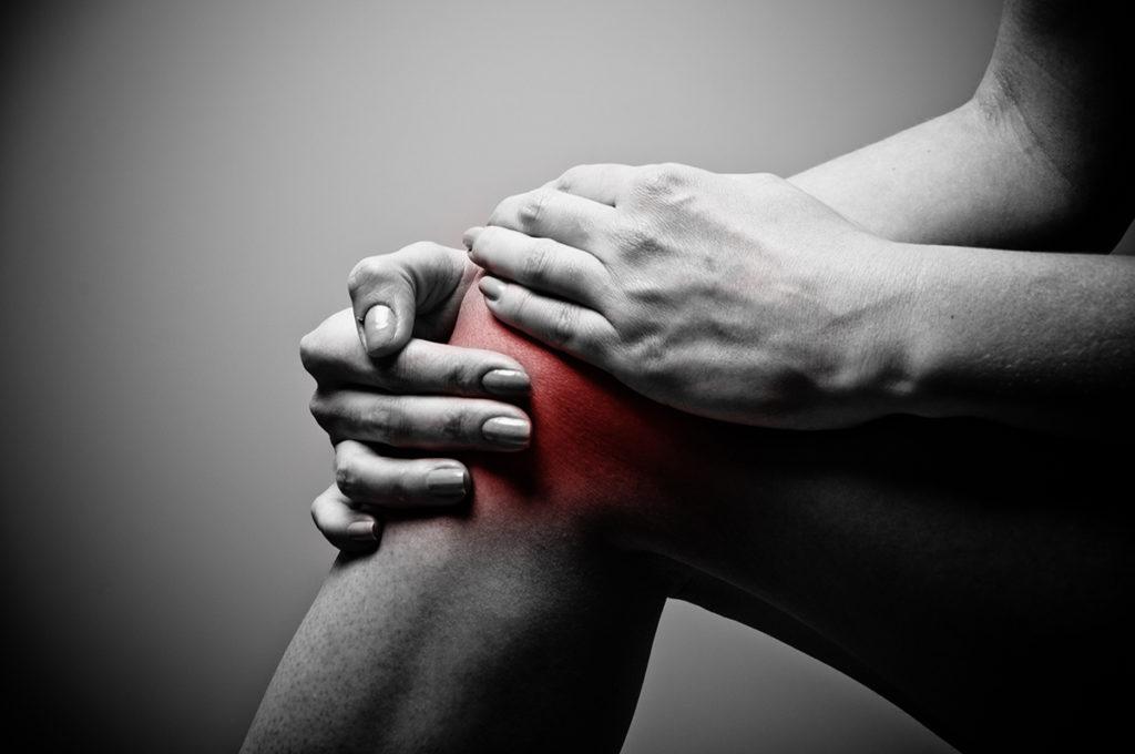 ízületi fájdalom a test bal felében