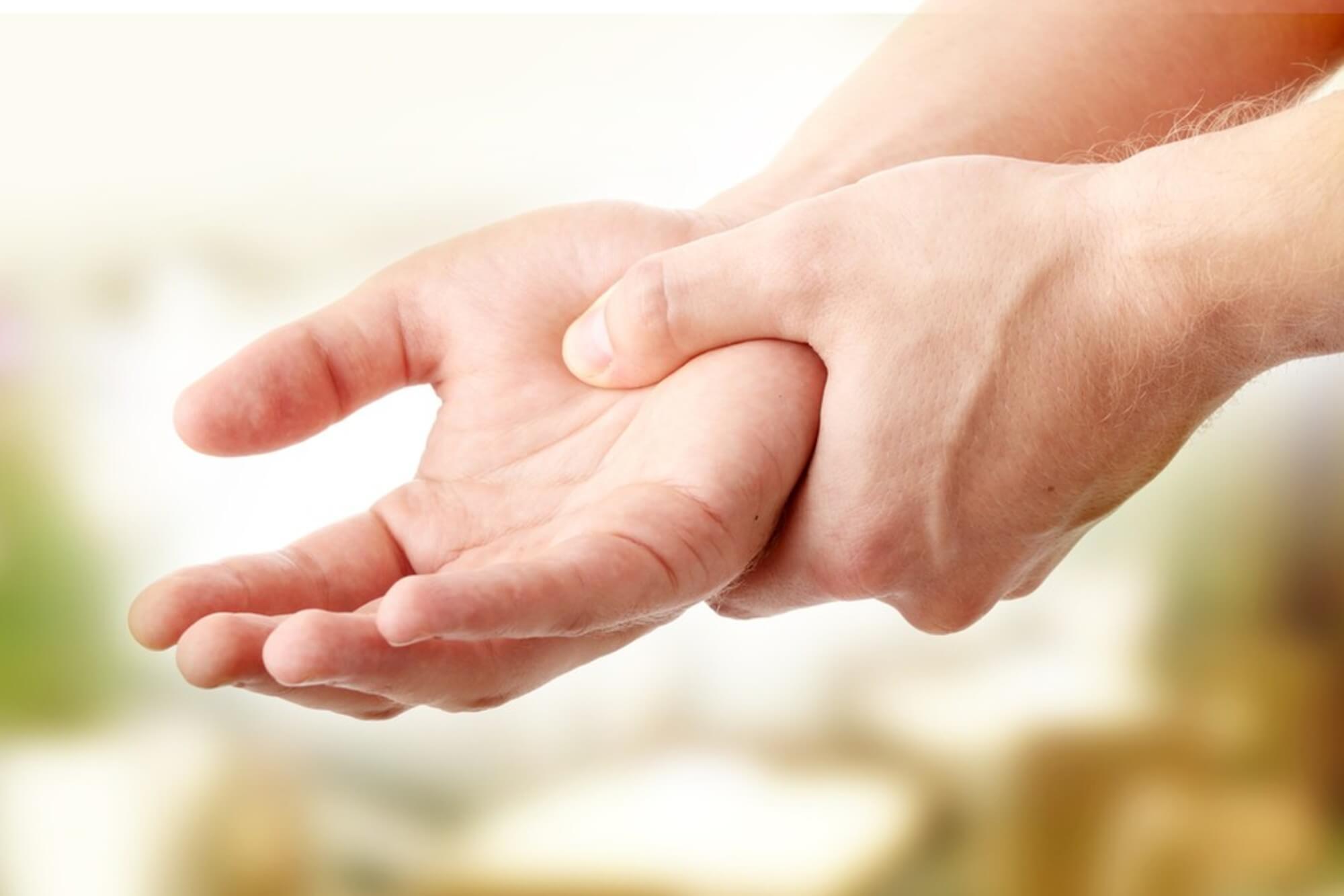 miért fáj a bal kéz ujjai ízületei