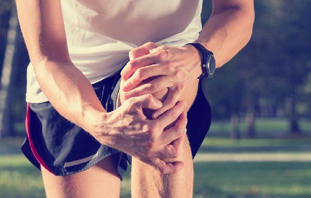 térdfájás futása után