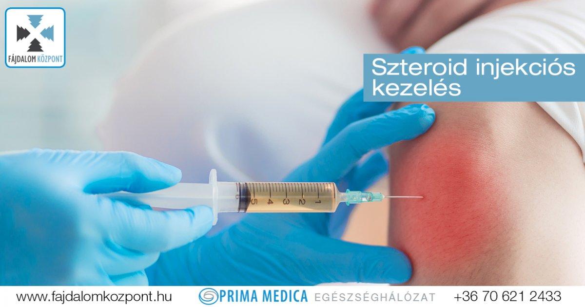 psoriasis injekció