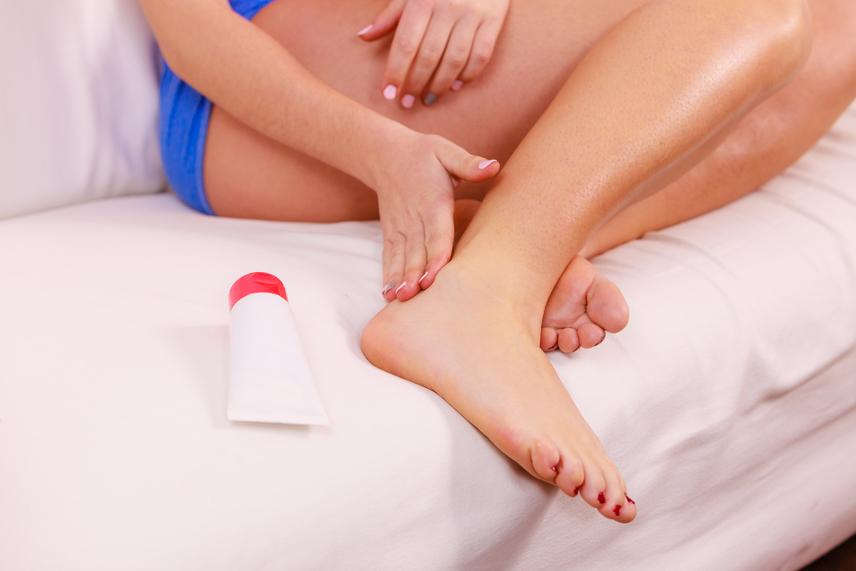 Fájdalmas láb - okok, kezelés és megelőzés - Duzzanat