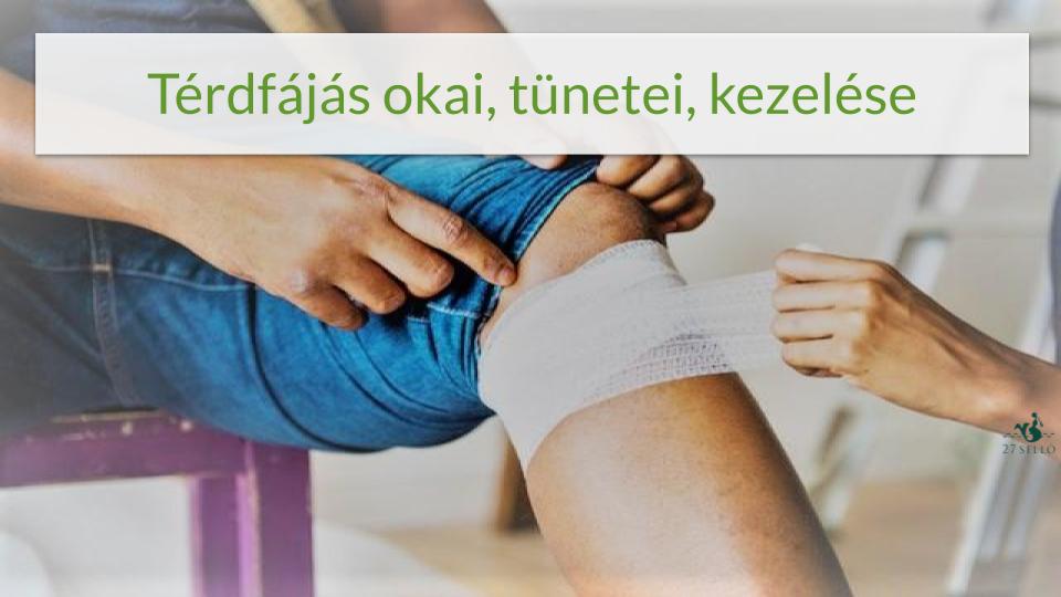 Térdfájdalom nem műtéti kezelése | caremo.huán István ortopéd sebész praxisa