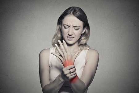 ízületi gyulladásos térdértékelések a térdfájdalom a combot adja