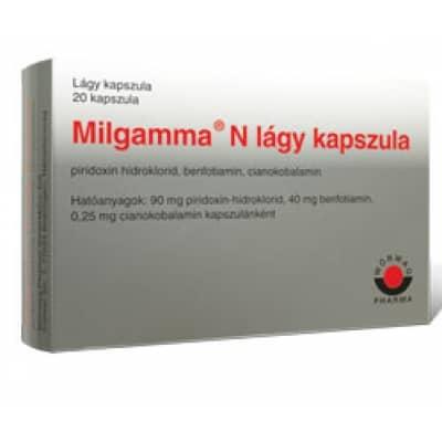 MILGAMMA drazsé
