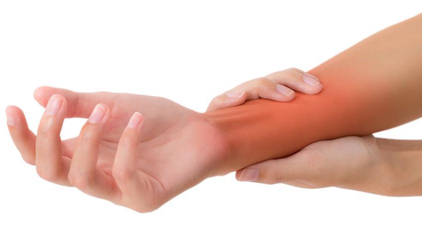 csukló fájdalom kezelést okoz