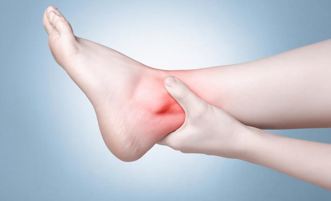 a lábszár-ízület ízületi gyulladása