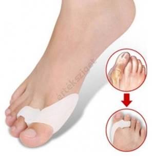 a nagy lábujj ízülete a jobb lábán