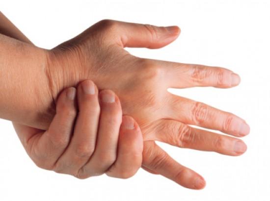 ízületi gyulladás 5 ujj