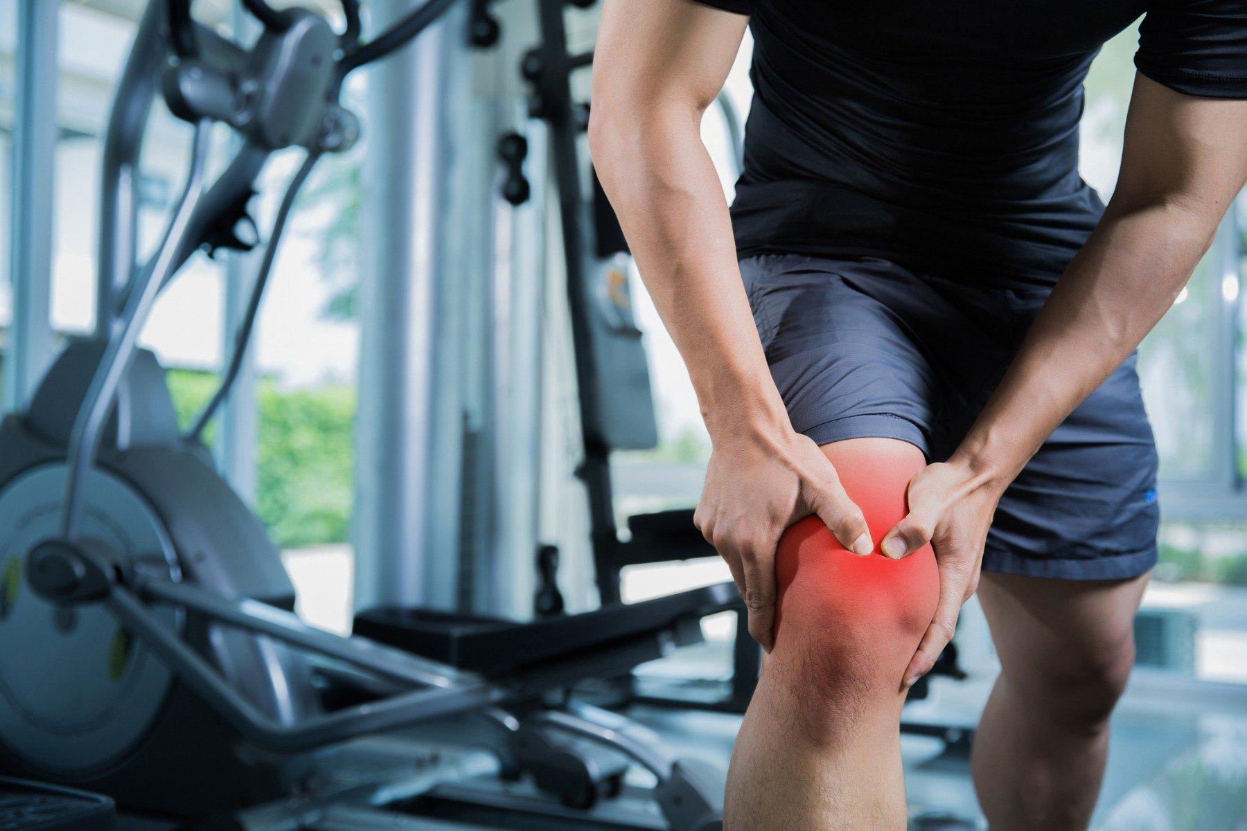 5 nyújtás, ami enyhíti a térdfájdalmat