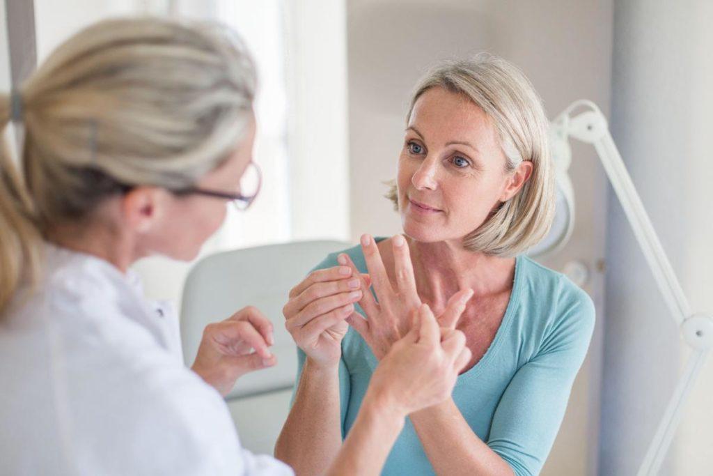 ujjak artrózisának fórumkezelése