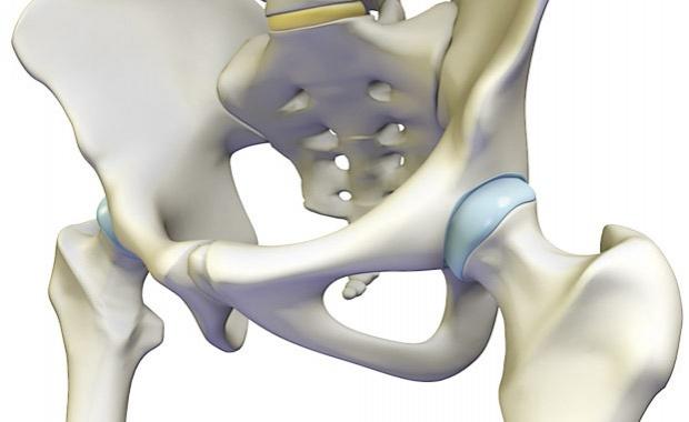 a csípő és a csípő károsodása