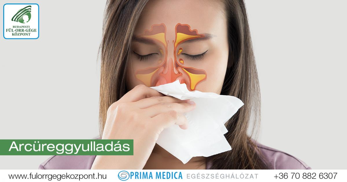 fájó ízület az orrban a középső lábujjak ízületei fájnak