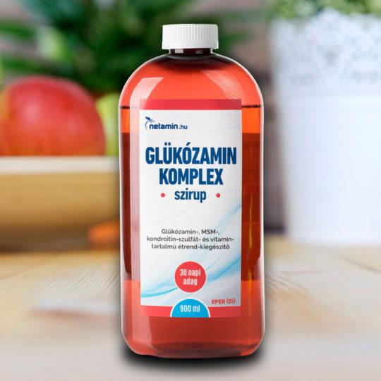 glükózamin és kondroitin alkalmazásának módszere