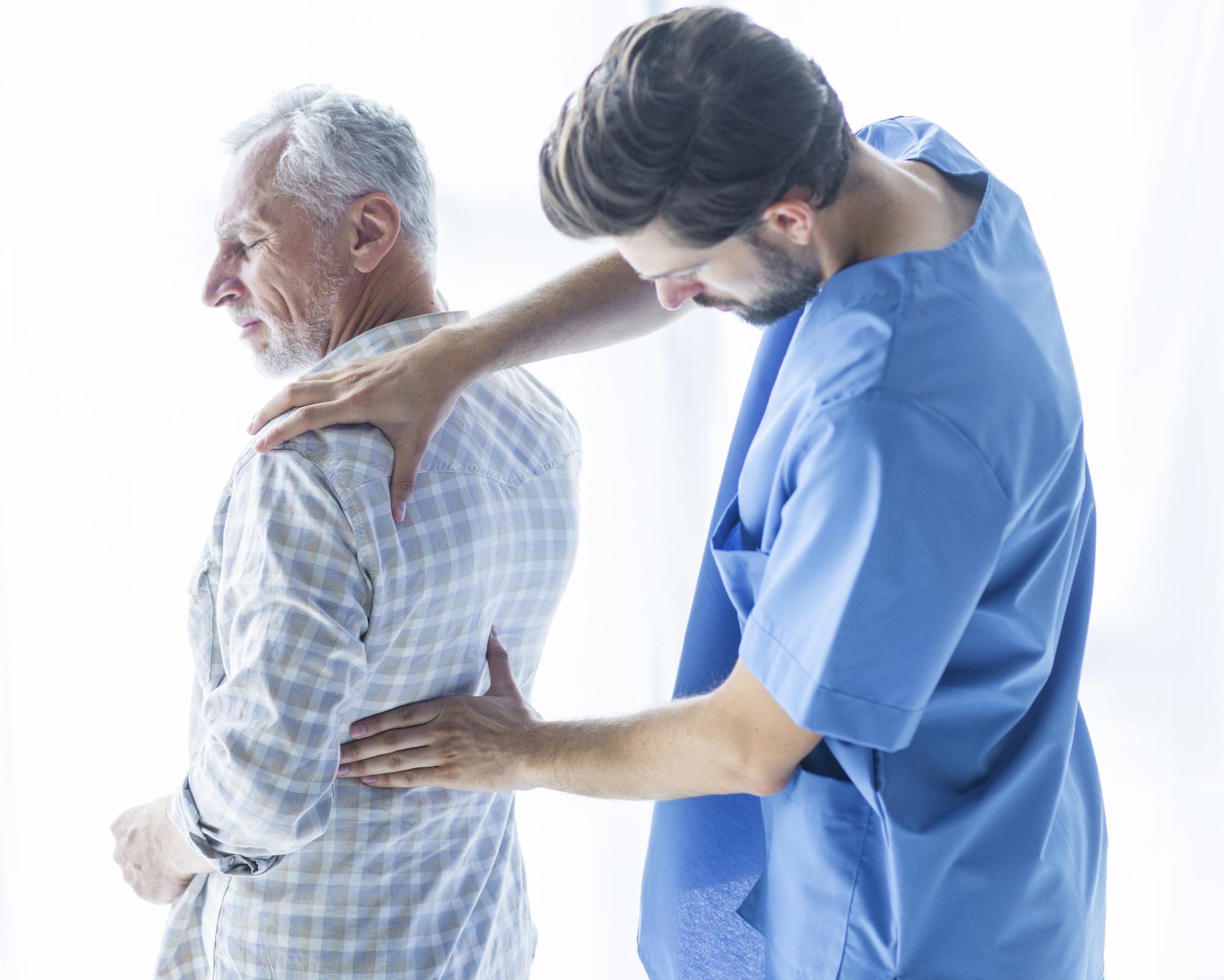 gyulladás az ízületekben és a gerincben bursitis suprapatellar táska térdízület kezelése