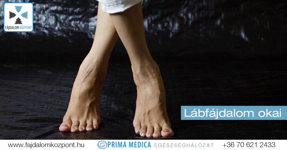 mi fájhat a láb láb ízületei