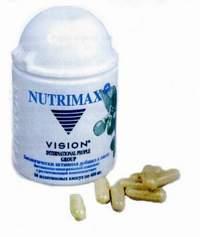 Vision Nutrimax - 60 db kapszula: vásárlás, hatóanyagok, leírás - ProVitamin webáruház