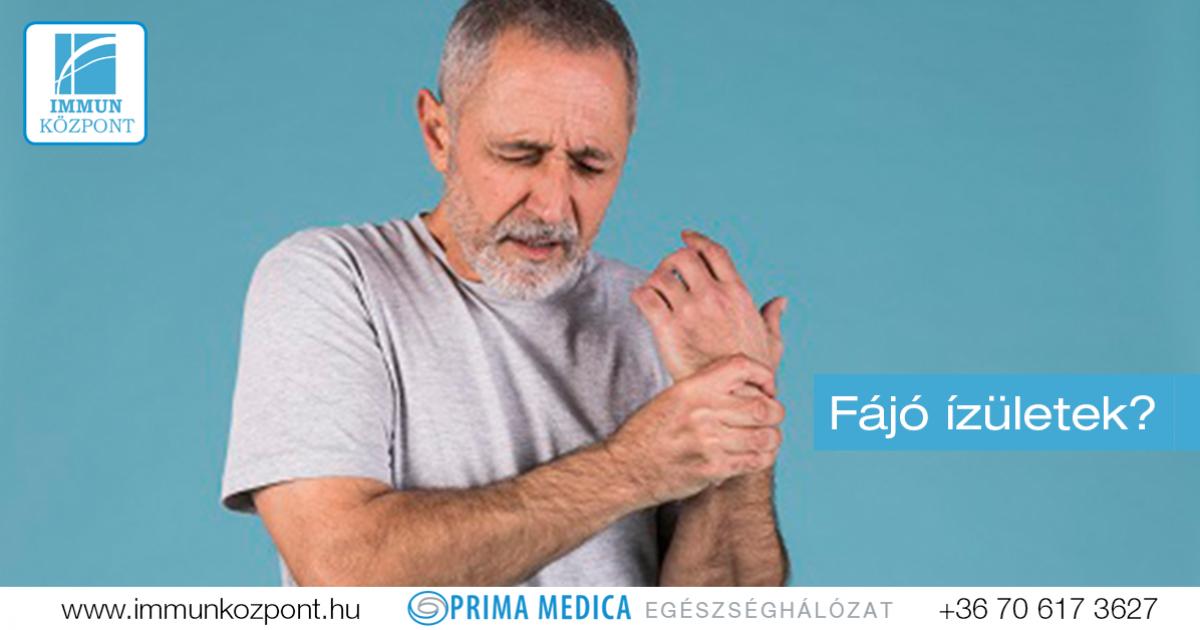 hogyan lehet kezelni a karok ízületeinek gyulladását