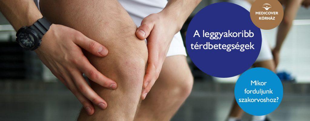 Osteoarthritis a térdízület (gonartrózis) kezelés 1, 2, 3 fok - Artrózis 2 fokozatú kezelés