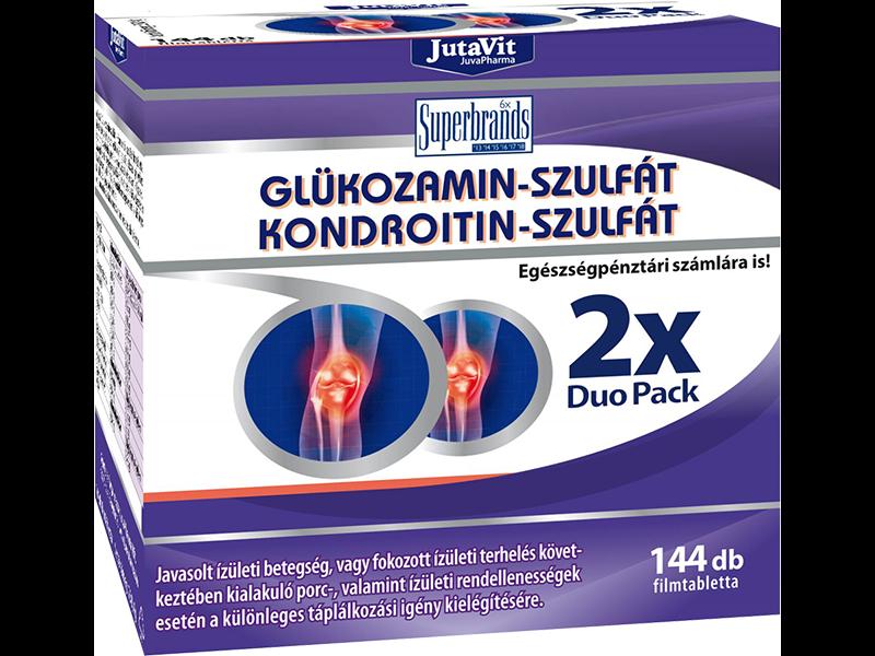 gyógyszer kondroitin glükozamin a kézízületek kezelése sérülés után