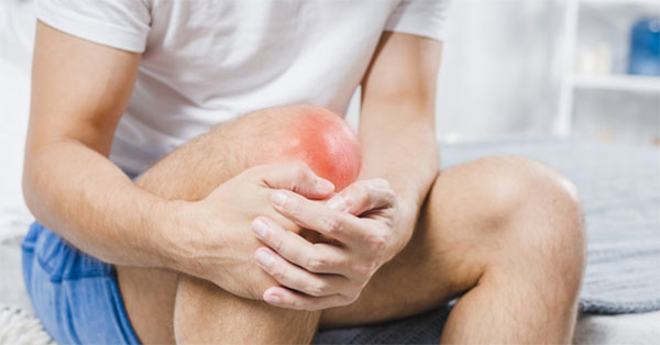 peritoneális kötőszöveti gyulladás fájdalom a fű térdízületében