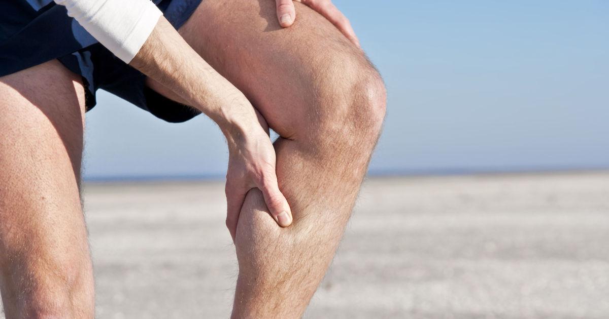 fájdalom a láb ízületében kívülről