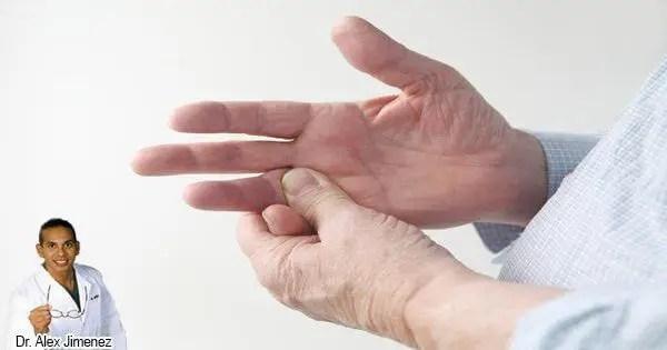 a kéz ujjának ízülete valóban fáj