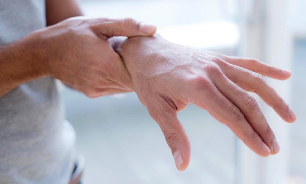 a könyökízület bursitisének kezelése dimexidummal