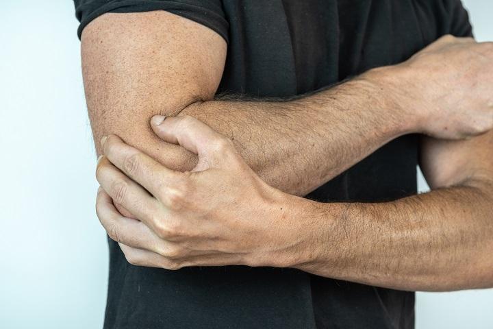a könyök ízülete fáj edzés után, mint hogy kezelje lábujjak és ízületek fájdalma