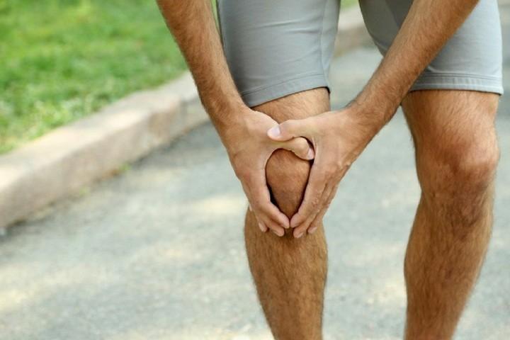 térdízületek fájnak, ha hajlítva