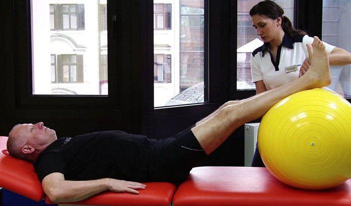 gyakorlatok a térdízületek fájdalmához