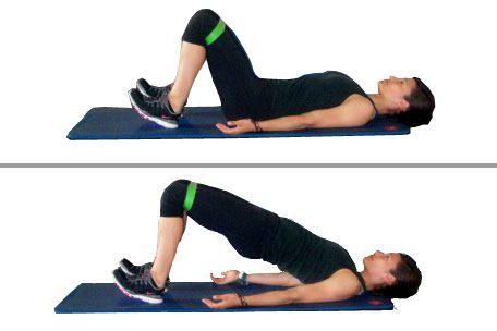 éles fájdalmak a lábízületben a térd akut artrózisa 3 fok