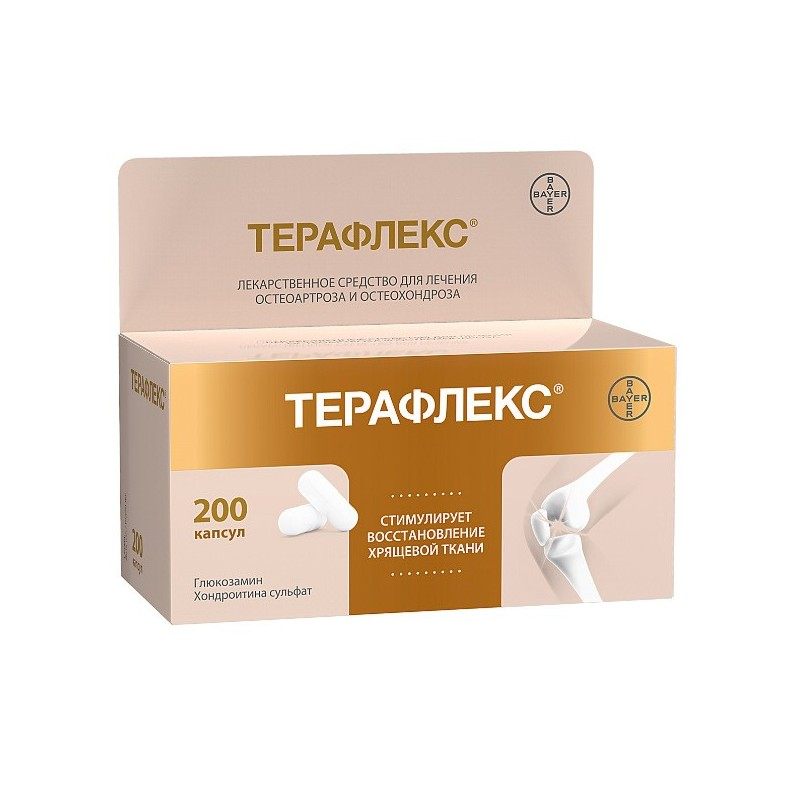 teraflex glucosamine chondroitin - vélemények